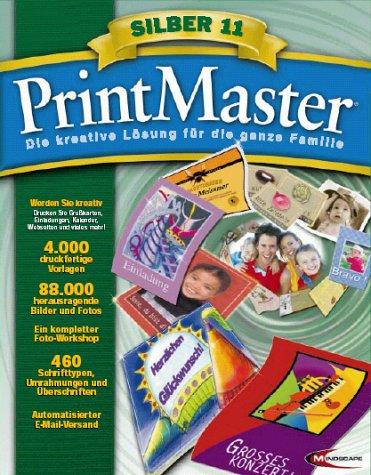 PrintMaster 11.0 Silber