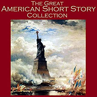 The Great American Short Story Collection audiobook cover art
