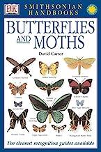 Handbooks: Butterflies & Moths: The Clearest Recognition Guide Available (DK Smithsonian Handbook) PDF
