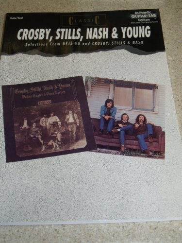 Classic Crosby, Stills, Nash and Young