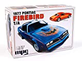 MPC 1977 Pontiac Firebird T/A 1:25 Scale Plastic Model Kit