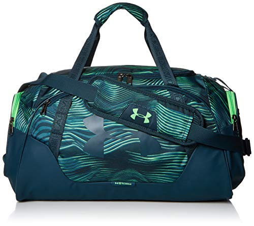 Under Armour Undeniable Duffle 3.0 Gym Bag, Dust//Batik, Small Fits All