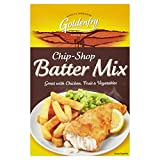 Goldenfry Chip Shop Batter Mix, 5.95-Ounce (Pack of 6)
