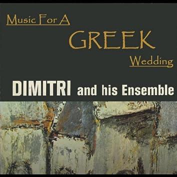 Music For A Greek Wedding