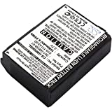 Replacement 010-11143-00, 361-00038-01 Battery for Garmin Nuvi 500, Nuvi 510, Nuvi 550, Zumo 220, Zumo 600, Zumo 650, Zumo 660, Zumo 660LM , Aera 500, Aera 550 GPS Units