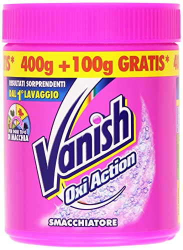 Vanish - Oxi Action, Smacchiatore - 500 g
