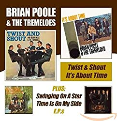 Twist and Shout/It's About Time [Import]