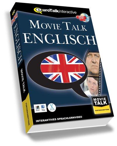 Movie Talk Englisch, 1 DVD-ROM Interaktives Sprachlernvideo. Für Windows 98/NT/2000/ME/XP und MacOS 9 und X. Britisch-Englisch