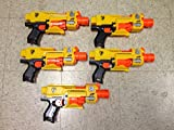 NERF N-Strike Barricade RV-10 (Includes 5 Guns)