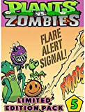 Plants vs Zombies Pack: Collection Book 5 - Adventures Funny Comics Game Graphic Novels Plants vs Zombies