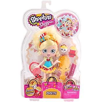 Shopkins Shoppies S1 Doll Pack Popette | Shopkin.Toys - Image 1