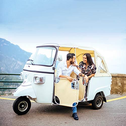 smartbox - Cofanetto Regalo - Romantico Tour della Costiera Amalfitana in Ape Calessino con Pausa Gourmet per 2 - Idee Regalo Originale