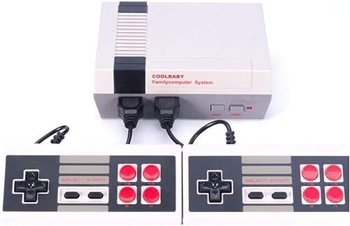 Pinjeer TV-Ausgang HDMI Duet Arcade-Spielekonsole mit Griff Haushalts-Nostalgiker FC Game Player Lernspielzeug Geschenke für Familienkinder