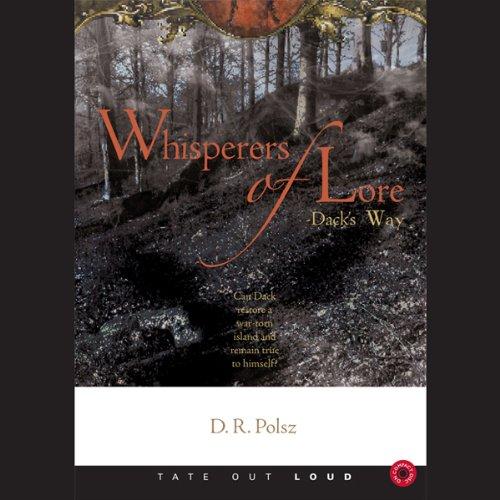 Whisperers of Lore copertina