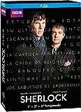 Sherlock - Temporadas 1-3 [Blu-ray]