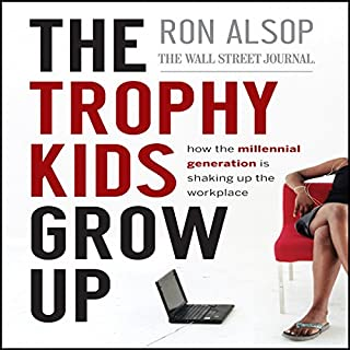 The Trophy Kids Grow Up audiobook cover art