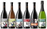 Caja de Vinos nº 1-4 Tintos, 1 Blanco y 1 Cava. D.O: Terra Alta, Catalunya, Somontano y Cava brut selección. (6 x 0,75 L)