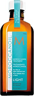 Moroccanoil Light Oil Treatment for Fine and Coloured Hair, 100 ml