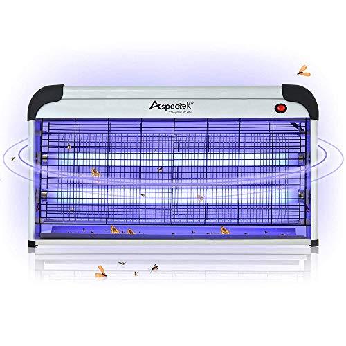 ASPECTEK – Matamoscas e Insectos 20 W...