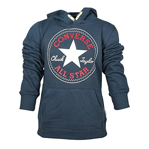Converse Kinder Pullover Core CTP French Terry All Star Navy (blau), Größe:S