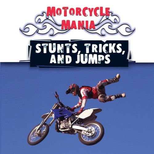 Stunts, Tricks, and Jumps audiobook cover art