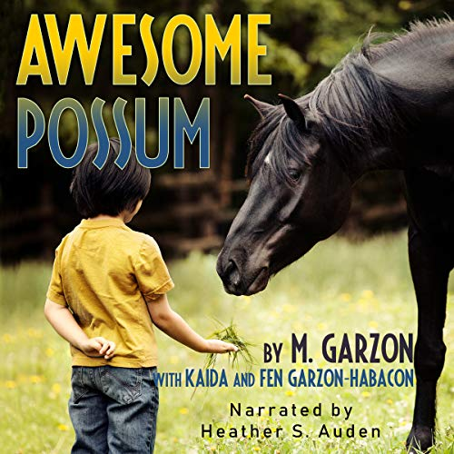 Awesome Possum audiobook cover art