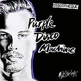 Purple Disco Machine Glitterbox Discotheque...