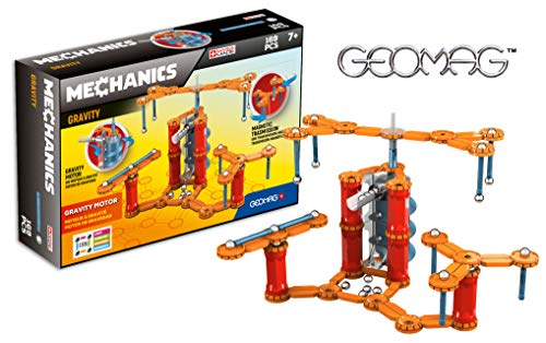 Geomag 00773 Gravity Konstruktionsspielzeug, Mehrfarbig