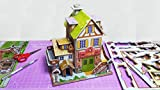 Totally safe for children, Made of Card Board. Improve Hand Eye co-ordination No Tools, Easy to Assemble, Educational, Best for Gifting to Kids & Great Decorative Item. Develop your child's attention, creativity, imagination with the 3D Puzzle. Best ...