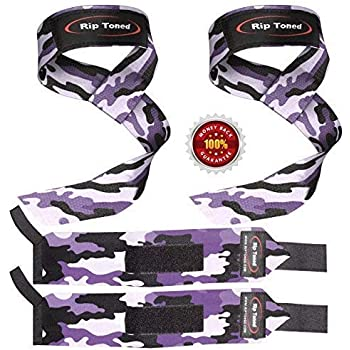 /& Wrist Straps Wrist Wraps 1 Pair 1 Pair Bundle with Free Mesh Carry Bag