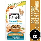 Beneful Incredibites Dry Dog Food for Small Dogs, Rotisserie Chicken 7 kg