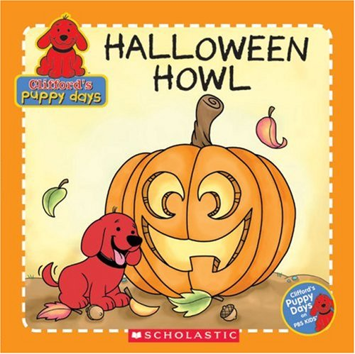 Halloween Howl (Clifford's Puppy Days)の詳細を見る