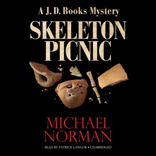 Skeleton Picnic audiobook cover art