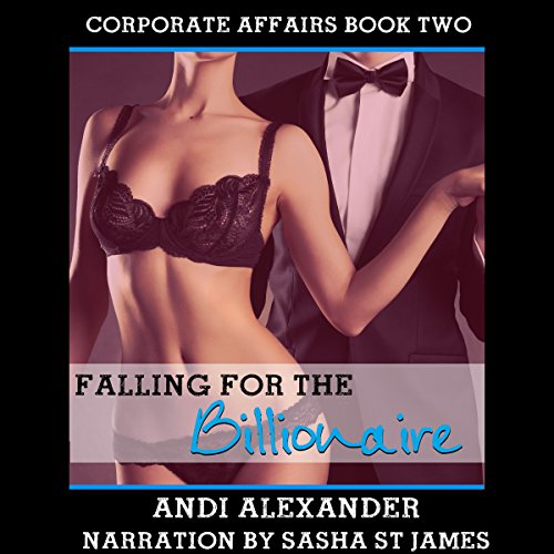 Falling for the Billionaire audiobook cover art
