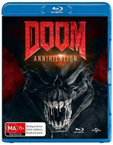 Doom: Annihilation [All-Region/1080p] [Blu-ray]