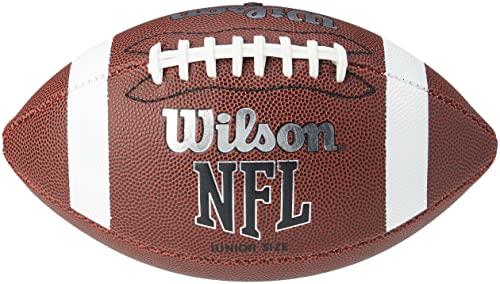 WILSON Unisex-Youth NFL JR Bild