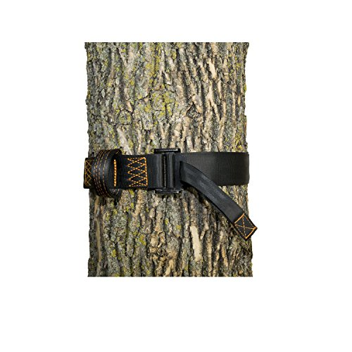 MSA050-Muddy Safety Harness Tree Strap, Multi , Black