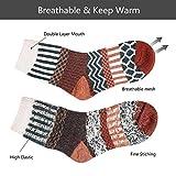 Zoom IMG-2 calze termiche da donna invernali