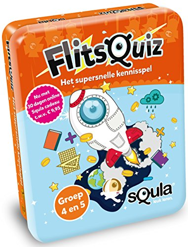 Identity Games 06157 Squla Flash quiz-Group 4/5
