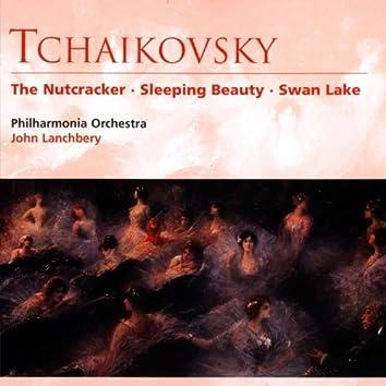 Tchaikovsky The Nutcracker . Sleeping Beauty . Swan Lake
