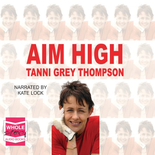 Aim High audiobook cover art