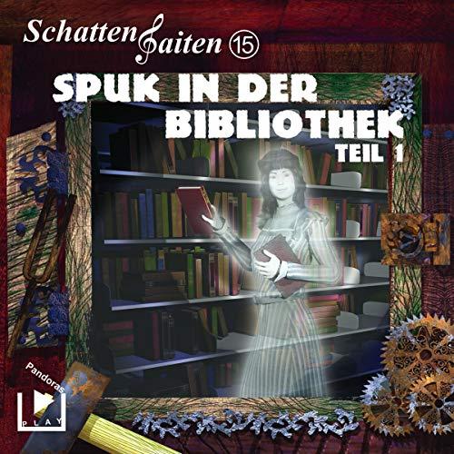 Couverture de Spuk in der Bibliothek 1