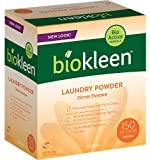 sustainable cleaners -laundry powder