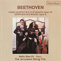 Beethoven: Piano Quartet Eb