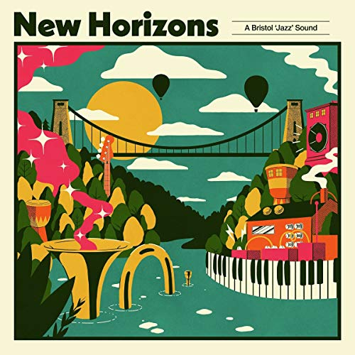 New Horizons: a Bristol Jazz Sound [Vinyl LP]