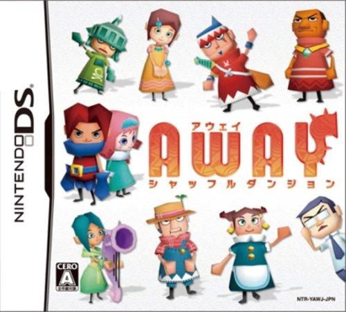 Away: Shuffle Dungeon (japan import)