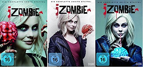 iZombie Staffel 1-3 (1+2+3) [DVD Set]