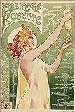 1art1 Historische Werbeplakate - Absinthe Robette, Henri