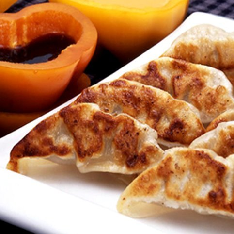 Order Tasty Pork Potstickers - Gourmet Frozen Appetizers (35 Piece Tray) Out of...