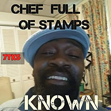 Chef Full of Stamps